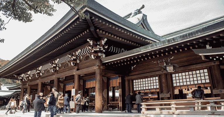 Santuário Meiji Jingu