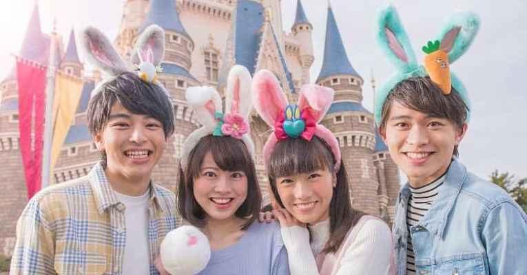 Páscoa no Japão