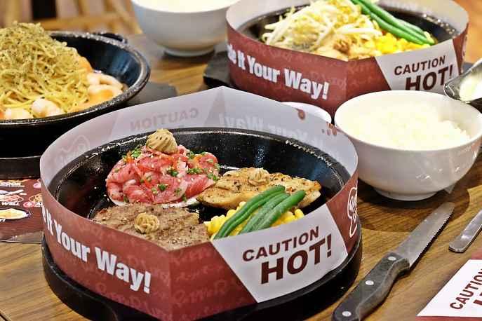 Pepper lunch Japão fast food