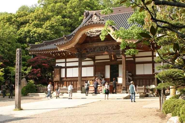 Templo Jindaiji
