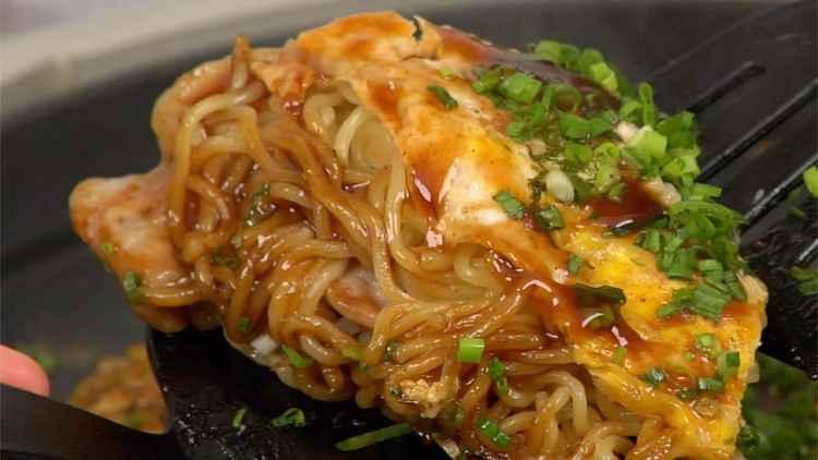 Okonomiyaki de Hiroshima