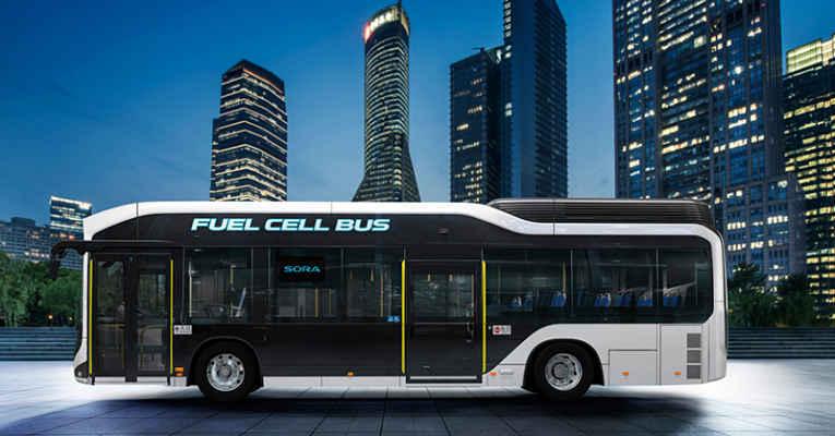 Õnibus que filtra o ar
