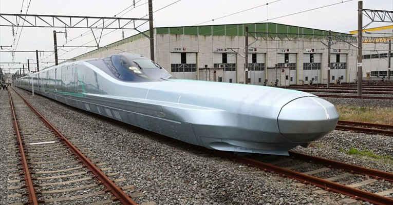 Shinkansen mais rápido do mundo