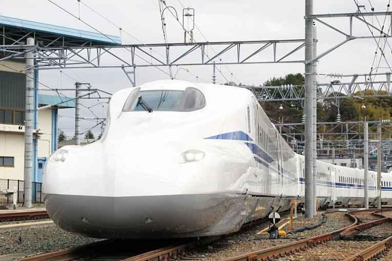 Shinkansen N700S