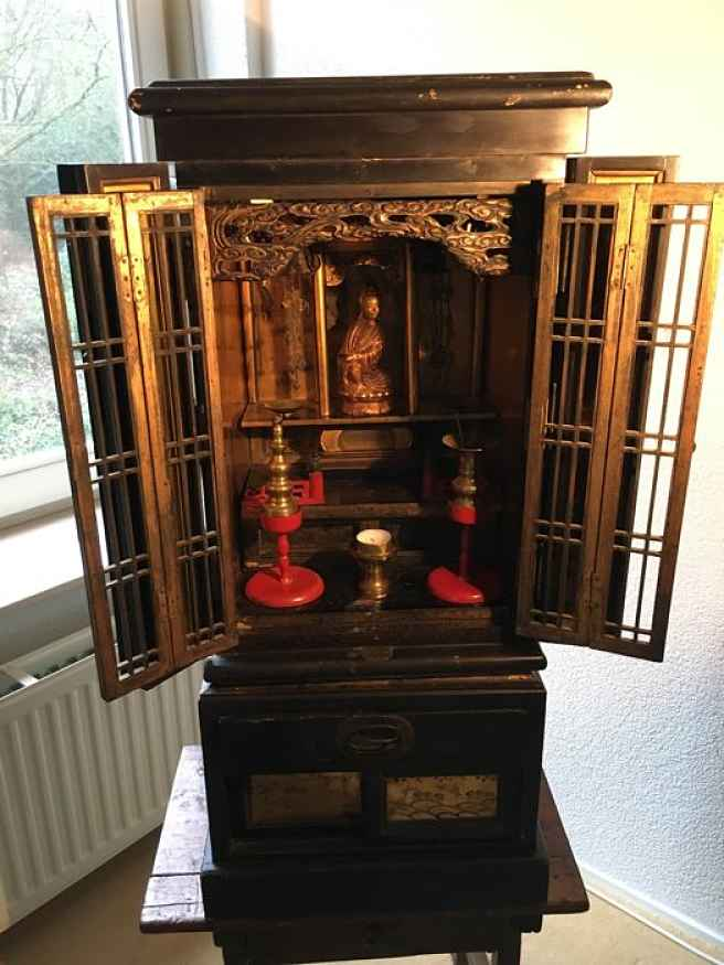 Altar japonês