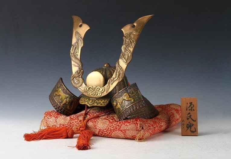 Capacete samurai