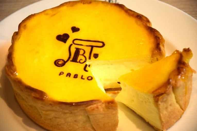 cheesecake da loja Pablo