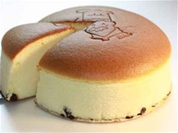 Rikuro Ojisan cheesecake