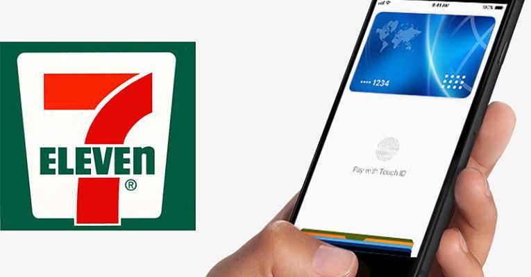 Aplicativo pagamento 7-eleven