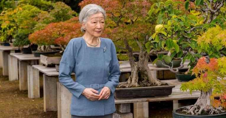 Imperatriz Emérita Michiko