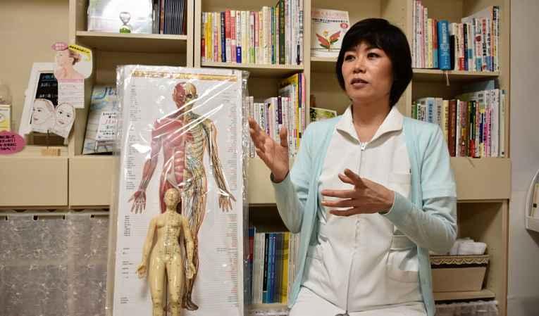 Kentai estudo anatomia no Japão