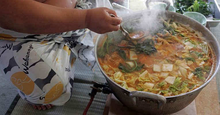 Dieta lutadores de sumô