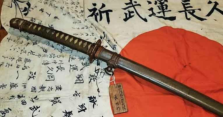 espadas japonesas