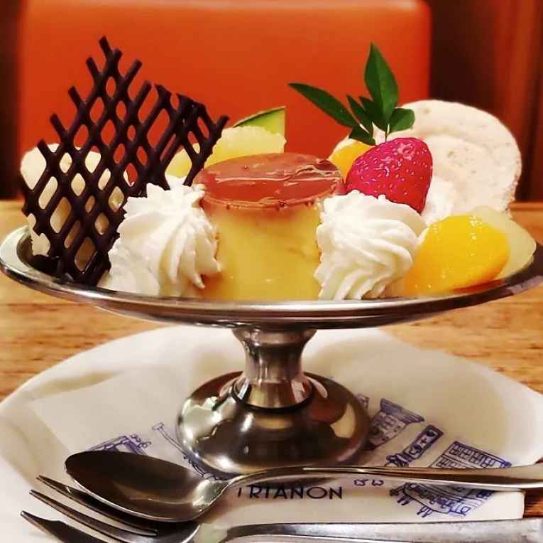 Purin Trianon Cafe