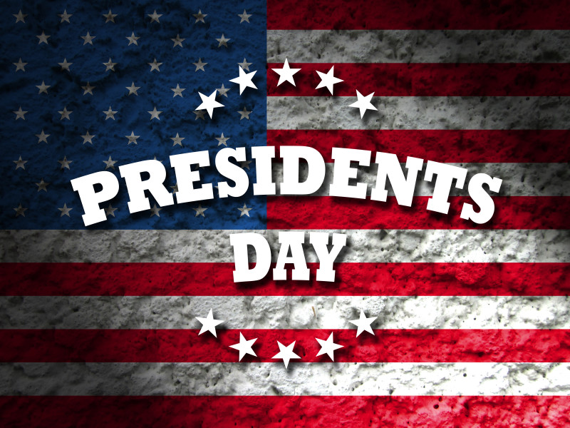 COJnet  City Office and Facilities Closed for Presidents Day