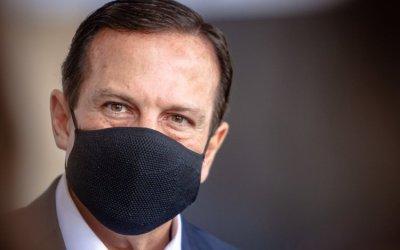 João Doria declara apoio à CPI da Covid-19 e afirma: 'Quem não deve não teme'