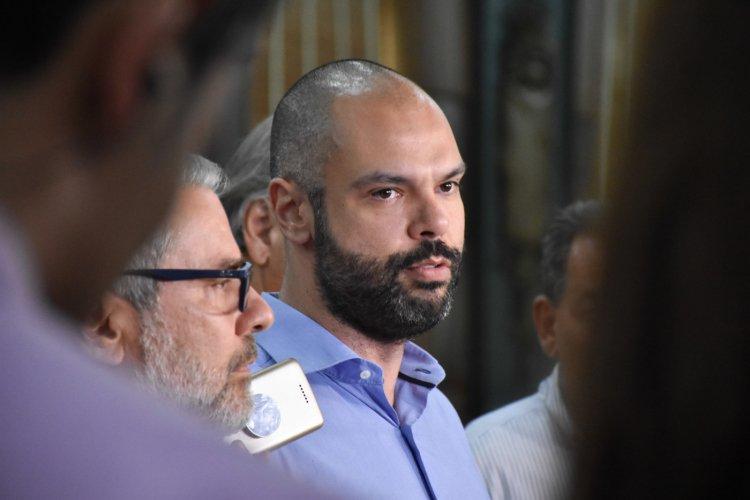 Doria e Alckmin falam sobre Bruno Covas e veem semelhança com avô: 'Defensor da democracia'