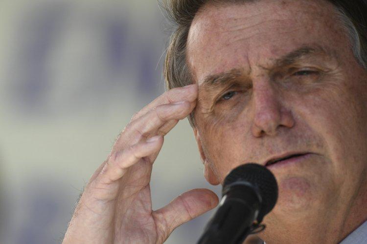 Bolsonaro chama CPI da Covid-19 de 'xaropada' e critica alguns senadores: 'Mesmos de sempre'