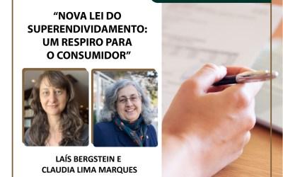 Publicação de Laís Bergstein e Claudia Lima Marques no JOTA