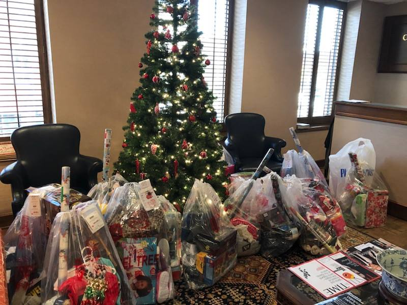 Salvation Army Help With Christmas Gifts