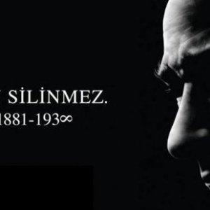 10 Kasım Atatürk