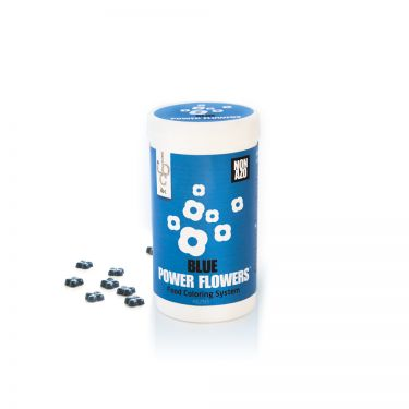 Power Flowers™ NONAZO modrá 50g F012315