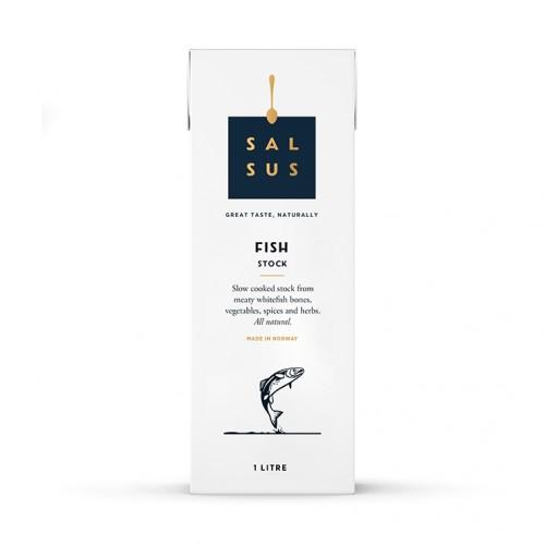 Salsus rybí vývar