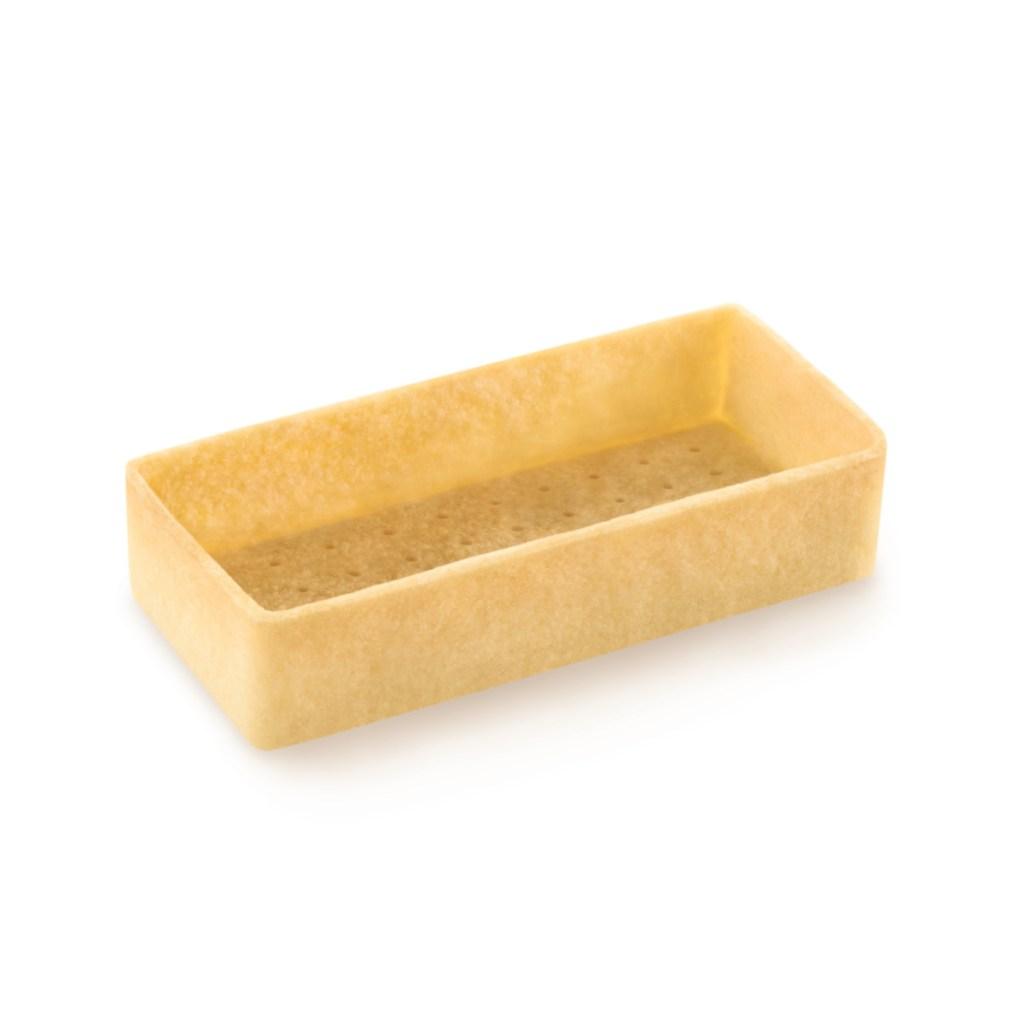Tartelettes Filigrano obdĺždnik 7,3x3,3cm 162ks