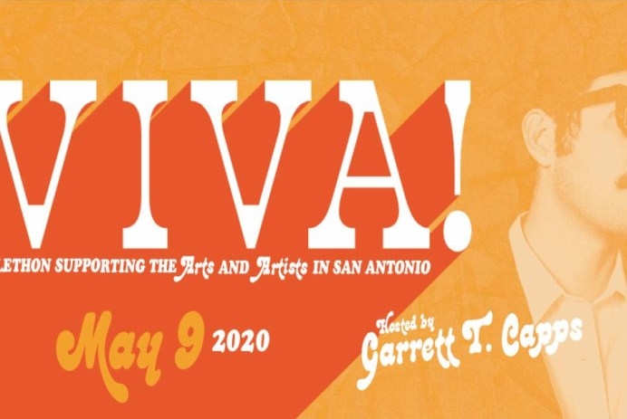 VIVA - a live telethon supporting the arts and artists in San Antonio.