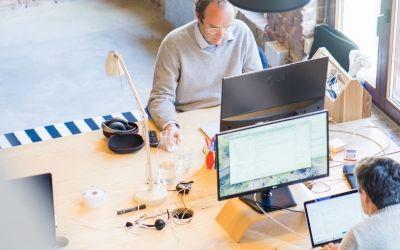 5 beneficios que tendrás al trabajar en una estación de trabajo