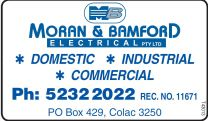 moran and bamford