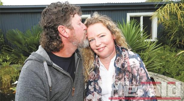 Cancer battle inspires husband