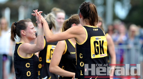 Colac's run of flags ends against Swans
