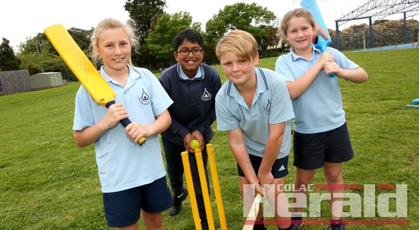 Central to host under 12 cricket