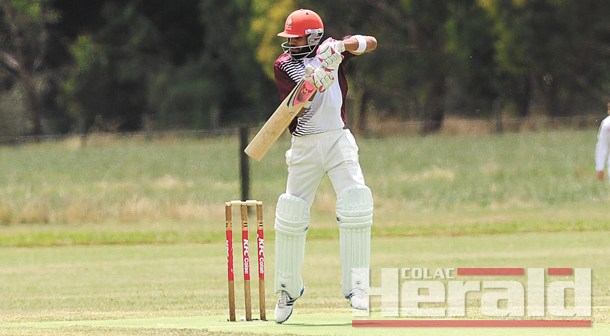 Canadian cricketer boosts Stoneyford