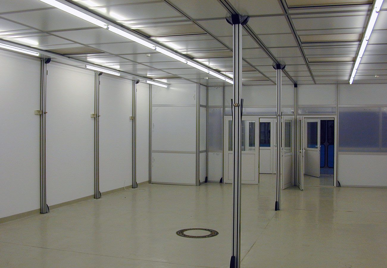 cleanroom definition structure iso