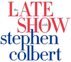 The Late Show with Stephen Colbert Logo