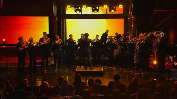 Gustavo Dudamel and the Los Angeles Philharmonic on The Late Show with Stephen Colbert