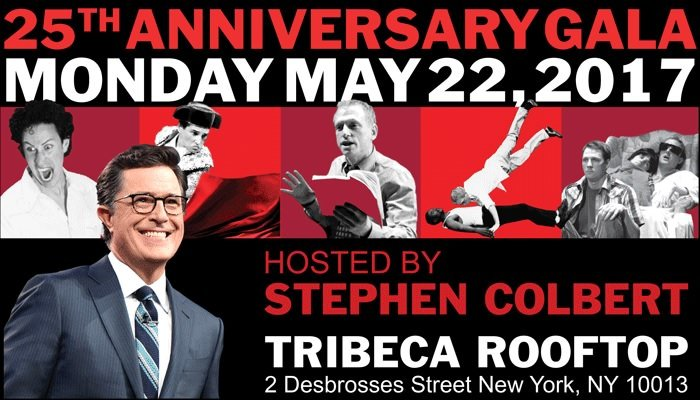 Stephen Colbert to Host Elevator Repair Service's 25th Anniversary Gala