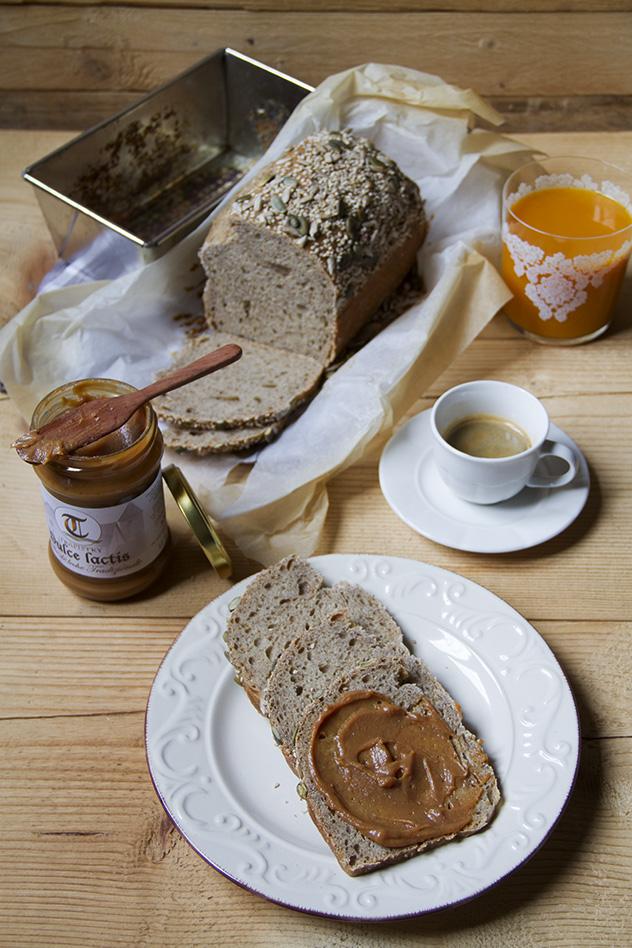 Pane con farina di miglio, quinoa e amaranto_06