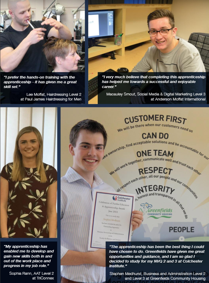 Apprentice Case Studies