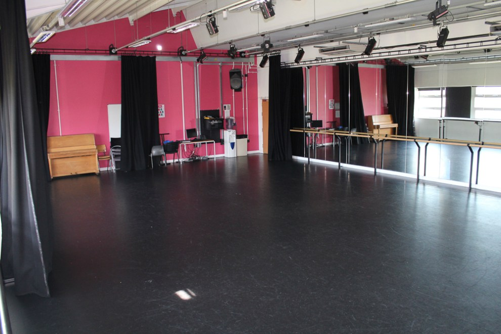 Colchester Campus Dance Hall