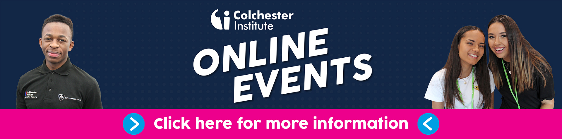 October Online Events