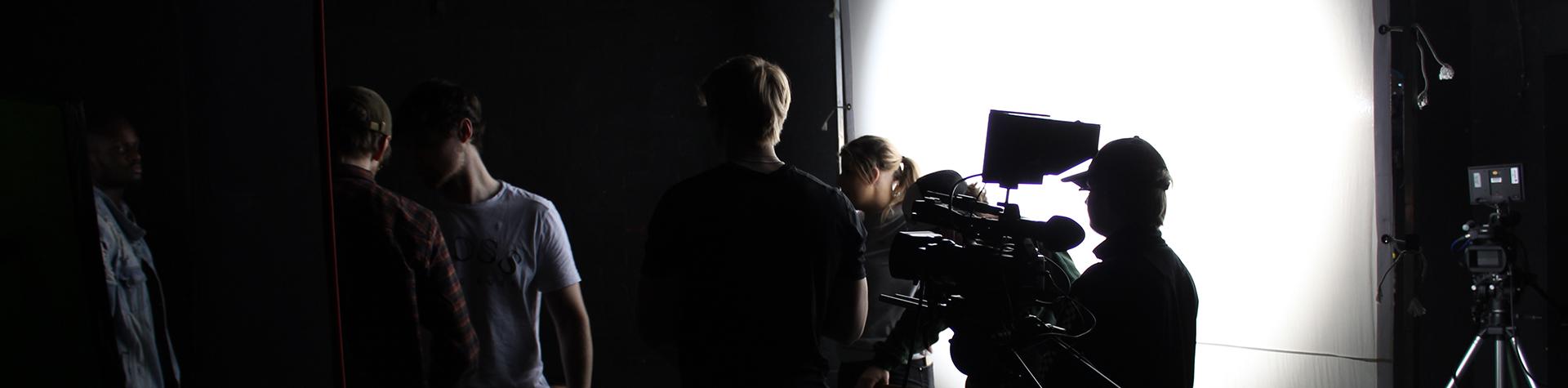 BA Digital Film Production Light Class
