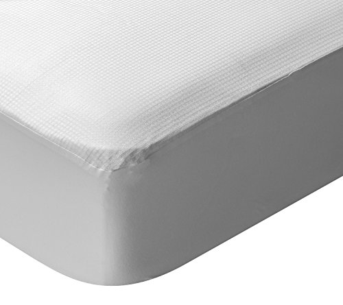 Pikolin Home – Protector de colchón, termorregulador, transpirable, color blanco, 150 x 190/200 cm, cama 150