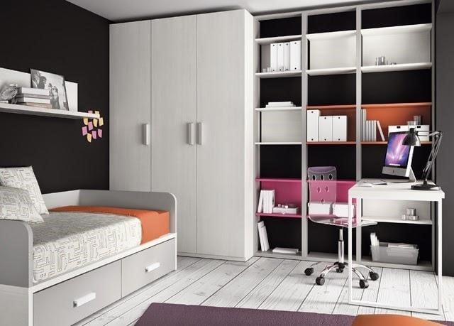 Habitacion Juvenil Online