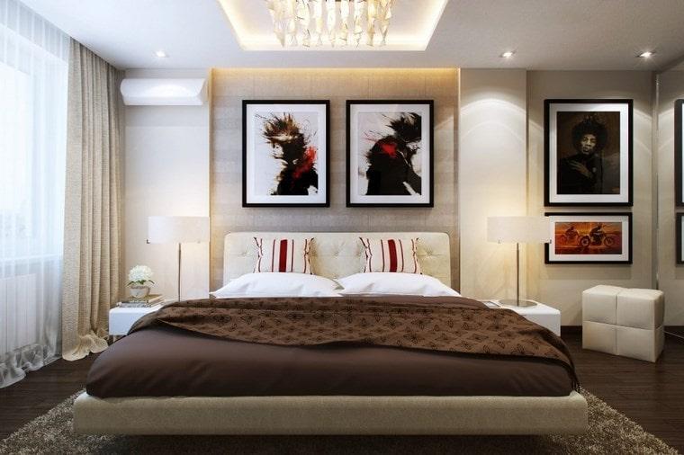 P O P Fall Ceiling Wallpaper Cuadros Para Dormitorios Modernos C 243 Mo Colocarlos Con 233 Xito