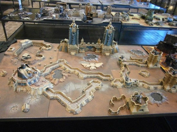 20 Warhammer Table Pictures And Ideas On Meta Networks