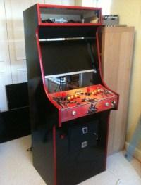 Diy Mame Arcade Cabinet Plans | Cabinets Matttroy