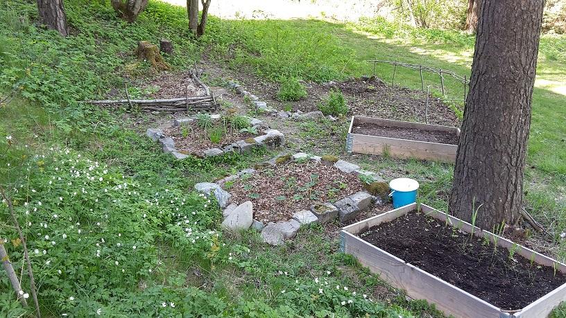 Hagen om våren